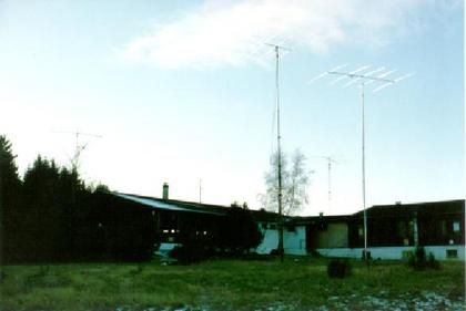 Not the complete Antenna Farm: