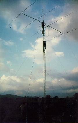The 20m tower