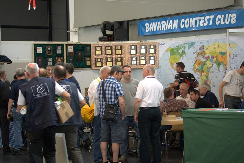 BCC Stand